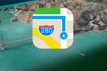 Posicionamiento en apple Maps